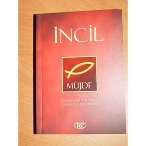 Incil Mujde (Turkish New Testament From the Translation Trust)