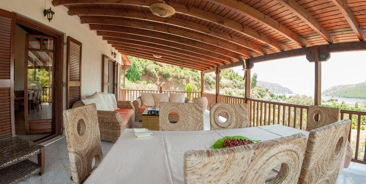 Amaryllis- The verandah @ Porto Koufo Resort - Halkidiki