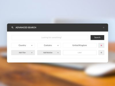 72 best images about UI/UX ➞ Search & filters on Pinterest