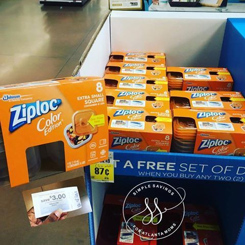 Free Ziploc Containers > Kroger http://simplesavingsforatlmoms.net/2017/03/free-ziploc-containers-kroger.html