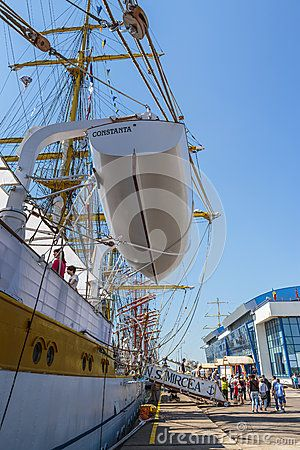 Anchored Tall Ship - Download From Over 24 Million High Quality Stock Photos, Images, Vectors. Sign up for FREE today. Image: 41282618