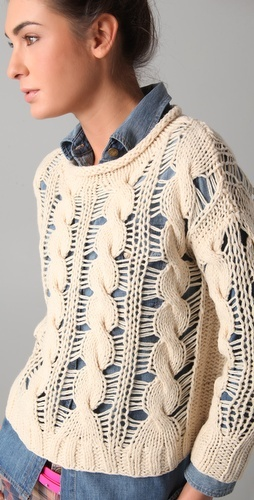 PJK Patterson J. Kincaid Findley Pullover Sweater
