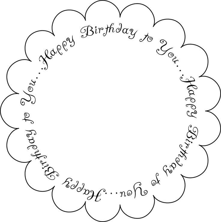 Printable Birthday Sentiments - Printable Digital Birthday Sentiments