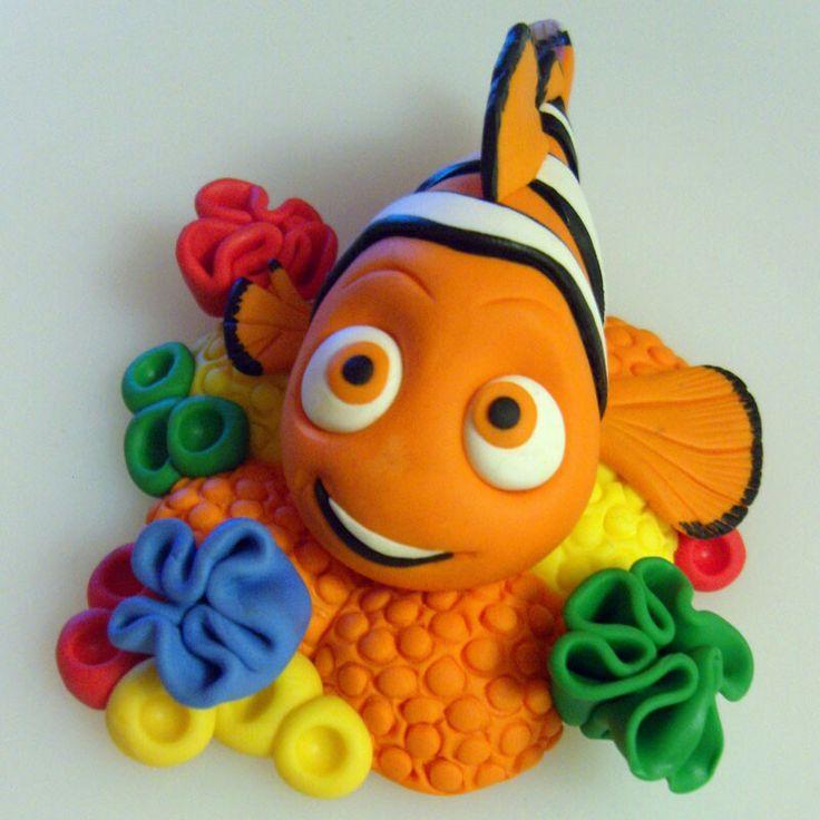 17 besten fondant characters bilder auf pinterest for Deko fische plastik