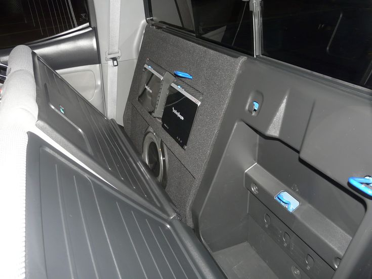 Sound System in Toyota Tacoma Double Cab - Toyota Nation Forum : Toyota Car and Truck Forums