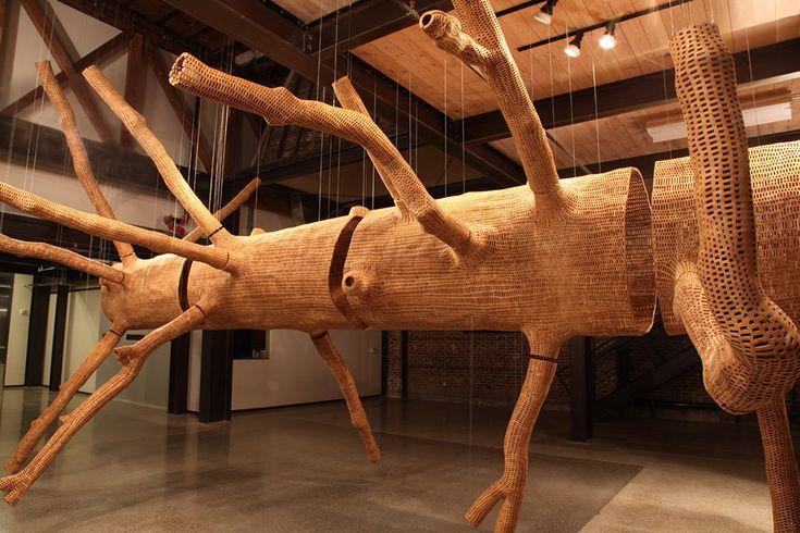 John Grade - reconstructed tree.