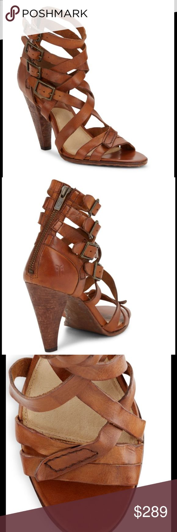 🎉HP🎉 NIB Frye Mika Gladiator Open Toe Sandals These are absolutely stunning! Frye Shoes