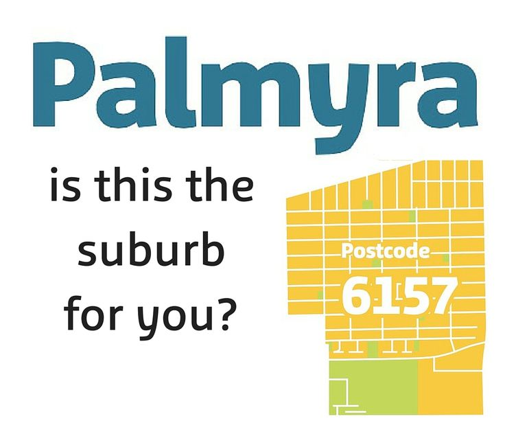 Want to know about Palmyra's suburb profile from the comfort of your armchair? Sit back, relax & check out what makes Palmyra tick from local expert Darren Sambrooks CPA.