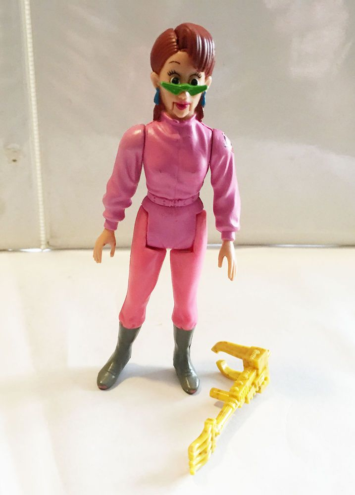 1988 JANINE MELNITZ • C7-8 • FRIGHT FEATURES GHOSTBUSTERS #Kenner