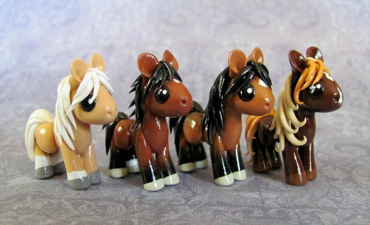 4_lovely_little_horses_by_dragonsandbeasties-d4ilzfq
