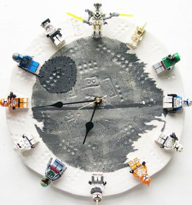 Interchargeable lego ( Star Wars ) clock // Falióra cserélhető legó figurákkal ( Star wars - Csillagok háborúja ) // Mindy - craft tutorial collection // #crafts #DIY #craftTutorial #tutorial #LegoBuilding #LegoCrafts #DIYLego