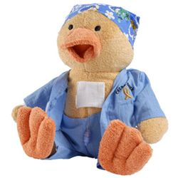 Gabe's Chemo Duck Program...a unique play therapy tool for helping children understand cancer treatments