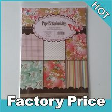 A4 paper pack papel scrapbooking for children decoration paper crafts