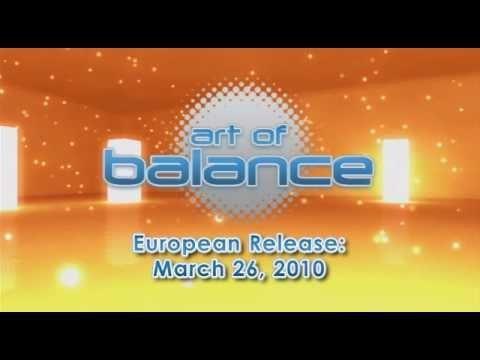 Shin'en: Art of Balance (WiiWare) European Release Trailer