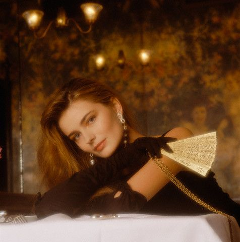 Романтический стиль 1980-х