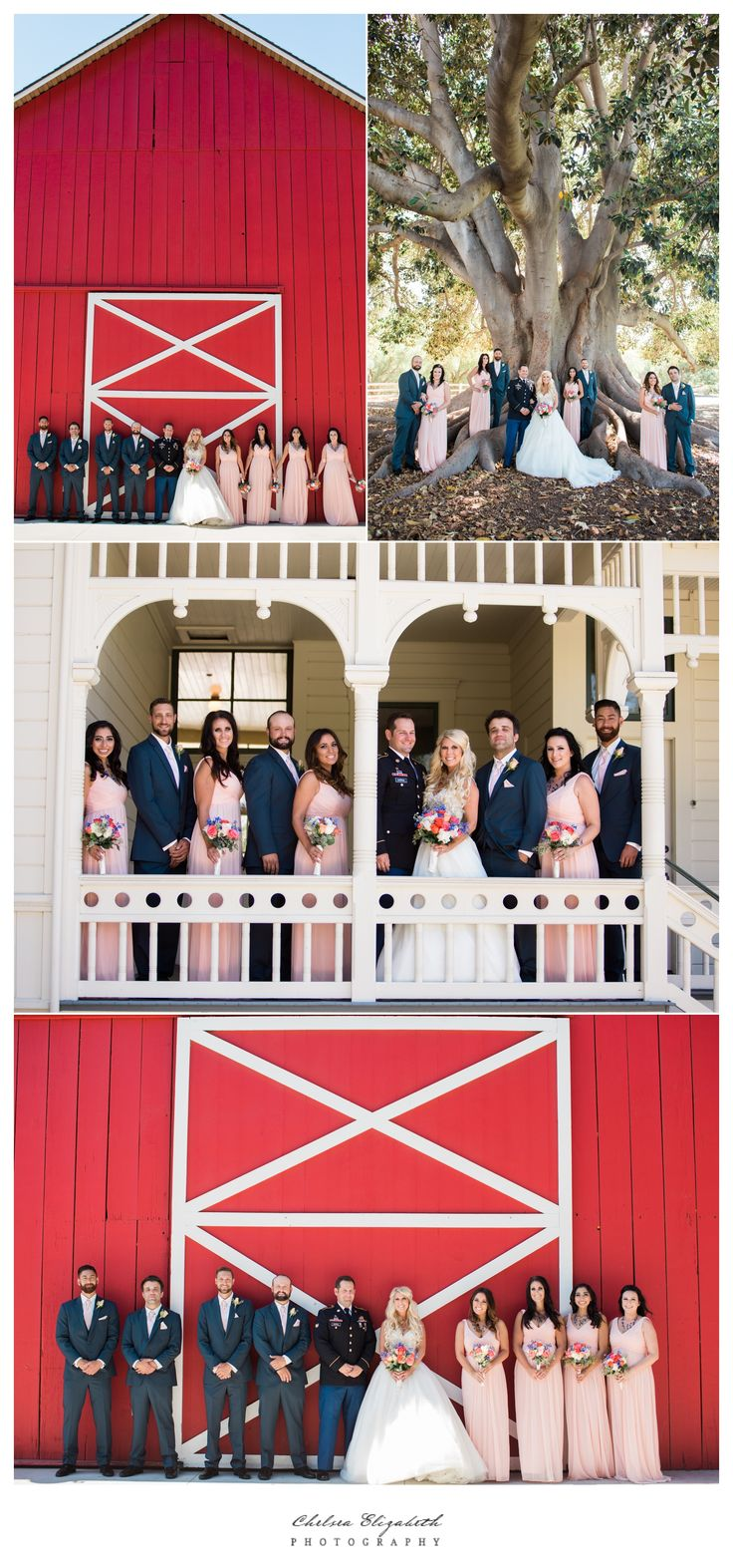 Camarillo Ranch Weddings in Camarillo, Ca @camarilloranch @Chelsea Elizabeth Photography ranch wedding in Camarillo, California. Ventura County. Country Chic, Barn Photos, Bride and Groom. Bridal Party.