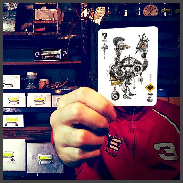 Spade 2 - Diego Mazzeo (ARG)