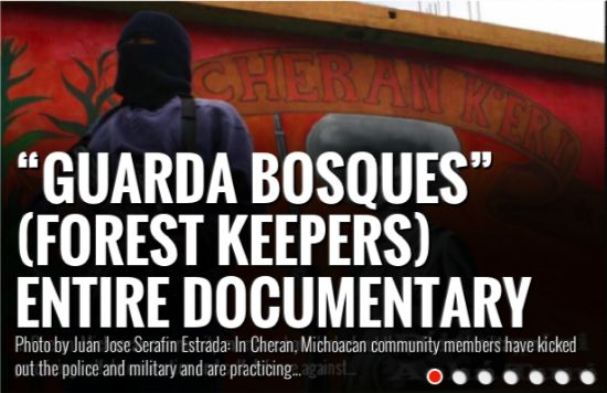 """""""Guarda Bosques"""" (Forest Keepers) Entire Documentary"""