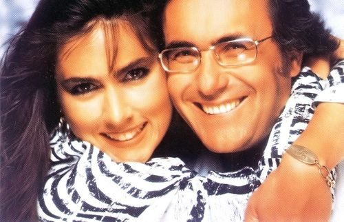 Al Bano & Romina Power in happier times