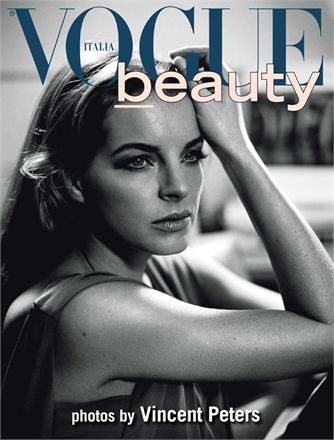 July 2012, photos by Vincent Peters - click on the picture for complete Photogallery and Backstage Video...: Vincent Peters, Magazine, Peter O'Toole, Vogue Beauty, Italian Vogue, Italy July, Italian Beauty, July 2012
