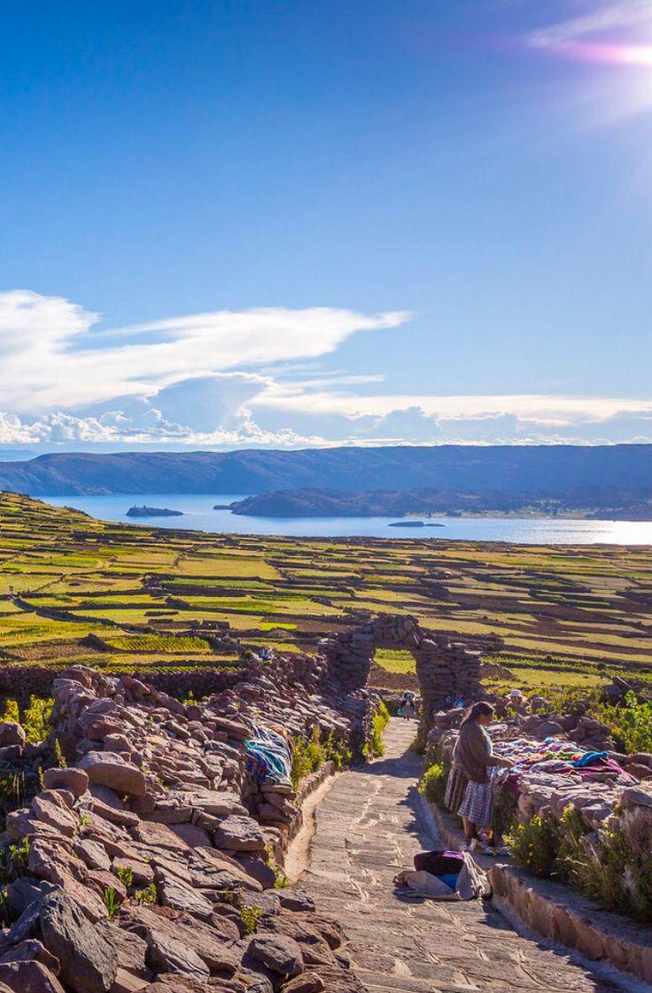 Puno, Peru. http://www.southamericaperutours.com/peru/8-days-peru-the-heart-of-the-incas.html
