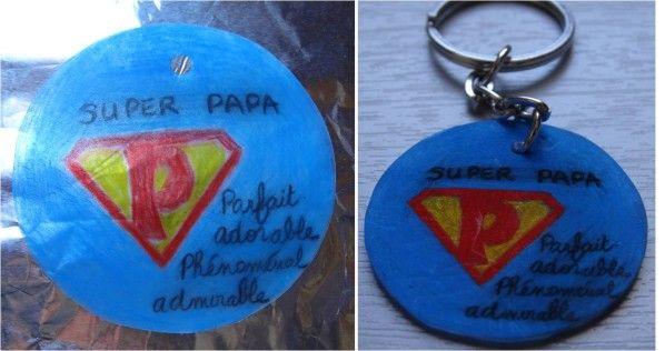 Badges, magnets et porte-clés, le plastique dingue fait de l'effet