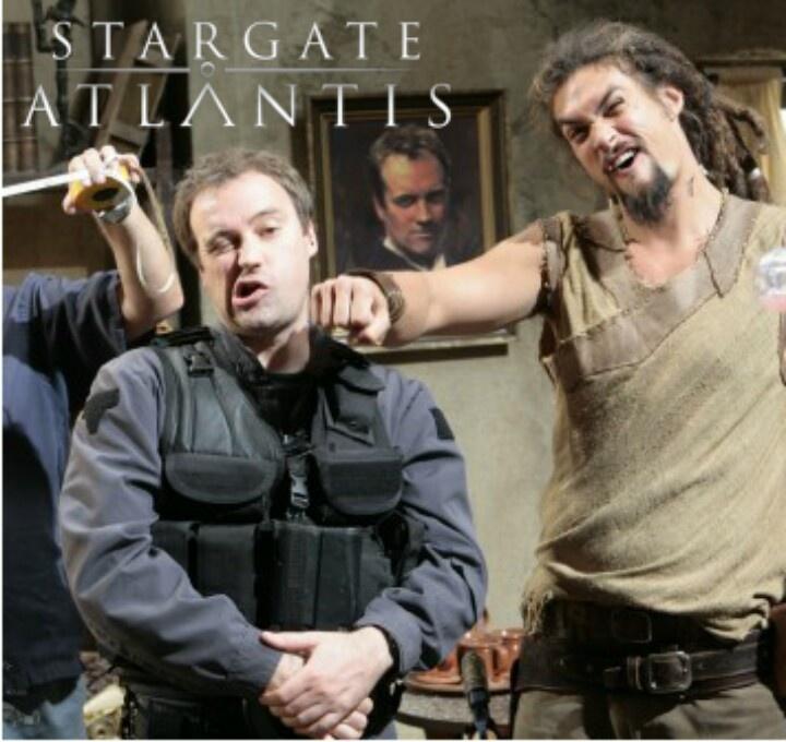 I Miss Stargate Atlantis!!