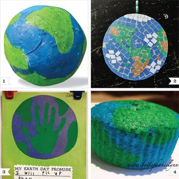 Earth Day is on April 22 – how will you be celebrating? : ) Everyone can make a huge difference by reusing and recycling, planting a tree, starting a compost pile, picking up trash, pledging to conserve water… we all know what we ought to ...