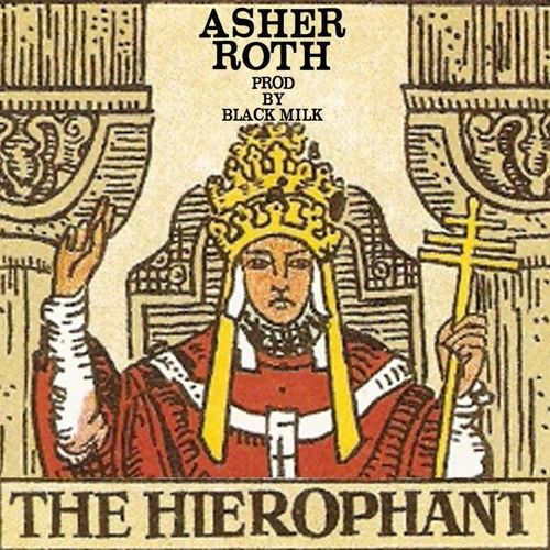 """Asher Roth delivers his Black Milk produced song titled """"The Hierophant."""""""