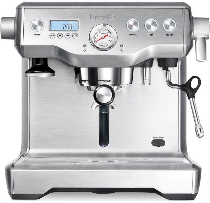 Breville bes920xl dual boiler espresso maker reviews