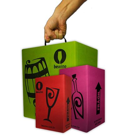 Embalagens de Papelão para Alimentos
