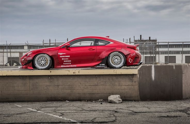 SEMA 2014 | Lexus RC F Sport | http://www.modifiedperformanceparts.com/sema-2014-lexus-rc-f-sport/