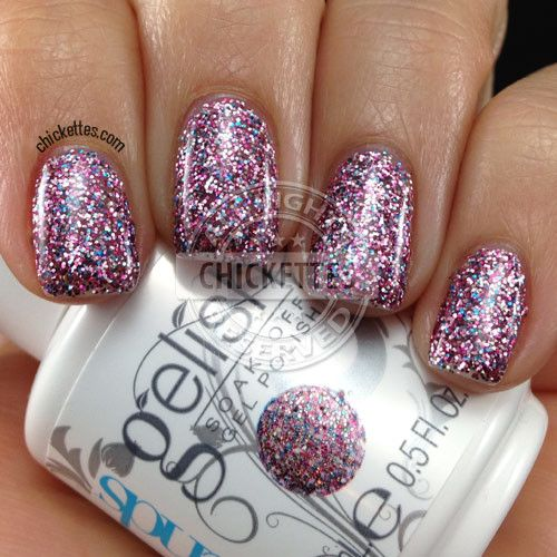 Chickettes.com Gelish Trends – Sweet 16
