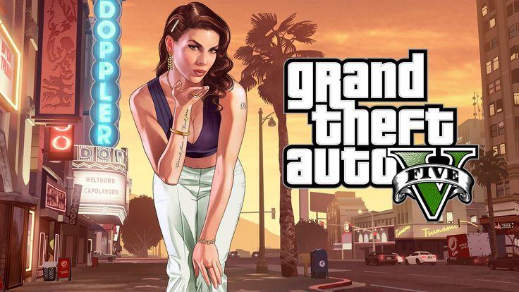 """Grand Theft Auto V: """"Une barrière et un chien nommé Skip"""""""
