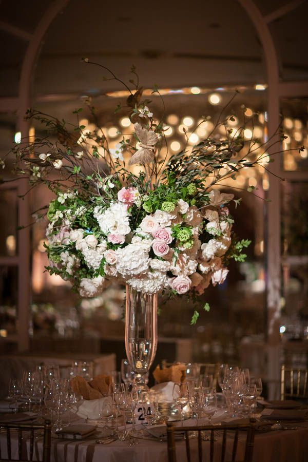 wedding receptions in downtown los angeles%0A An Enchanted Forest Wedding at The Beverly Hills Hotel
