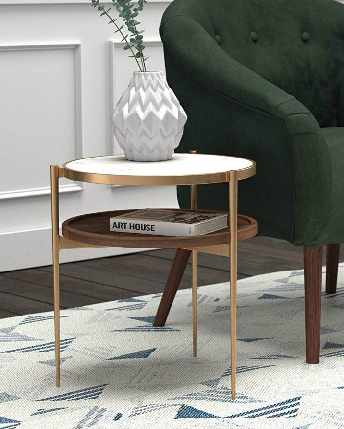 20 Gorgeous Side And Accent Table Ideas For Your Small Space Living In A Side Table Decor Table Decor Living Room Side Table Decor Living Room Small occasional tables living room