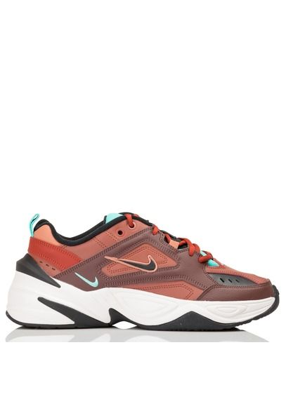 best loved 2c77a fb331 Nouvelle Collection Automne-hiver 2018 NIKE M2K TEKNO EN CUIR MAHOGANY  MINK BLACK-