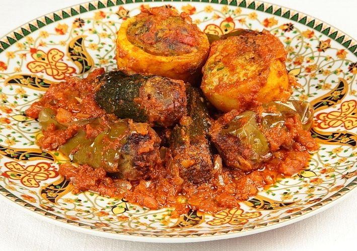 Recette mehchi de la cuisine tunisienne gastronomie for Cuisine tunisienne