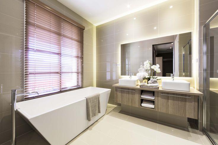 Omeo - Simonds Homes #interiordesign #bathroom