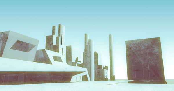 iratt - cities by iraisynn attinom, via Behance