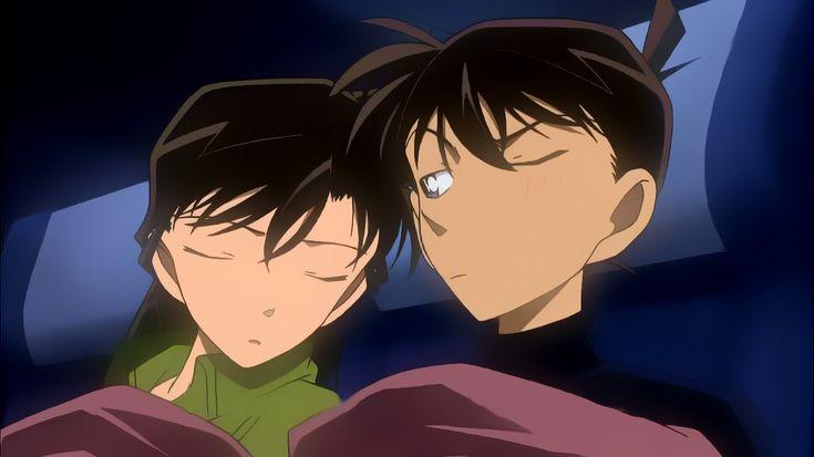 Detective Conan : shinichi & ran
