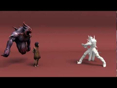 Girl and Demon - YouTube