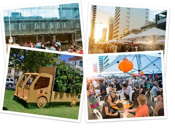 The week that was! Salad Truck, Waymouth Street Parties and more.