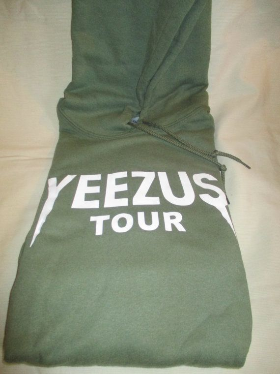 Check out this item in my Etsy shop https://www.etsy.com/listing/449363800/kanye-west-yeezus-hoodie