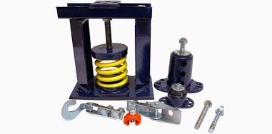 Floor or stand mounted equipment are subject to high G forces during a seismic event. The amount of the force, the equipment will see relates to how it is installed, where in the building it is installed, and project location factors, such as site soil class and building importance.  #tecoustics #seismicanchor
