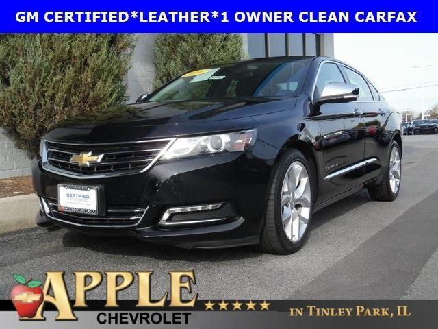 2016 Chevrolet Impala LTZ 2LZ - SOLD - http://www.applechevy.com