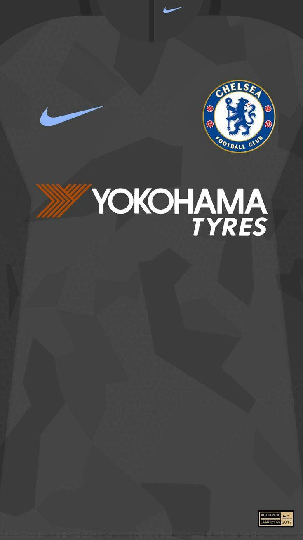 Chelsea 17-18 kit alternative