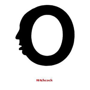 """Hitchcock"" de Joan Brossa. #Poesiavisual"