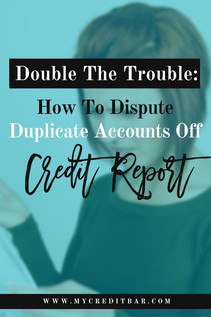 It is not uncommon for a collection agency and creditor to report the same account. If the account is sold you may find multiple entries of the same debt on your credit report. One delinquency is bad enough, but getting penalized for the same account twice is just harsh.   Read More: http://www.mycreditbar.com/blogposts/2016/7/4/double-the-trouble-how-to-dispute-duplicate-accounts-off-credit-reports