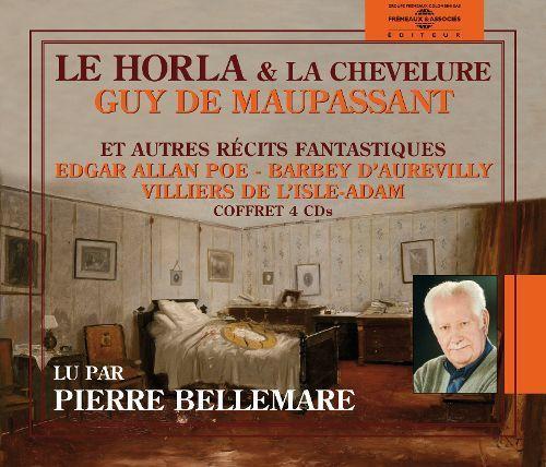 Le Horla Lu Par Pierre Bellemare [CD]